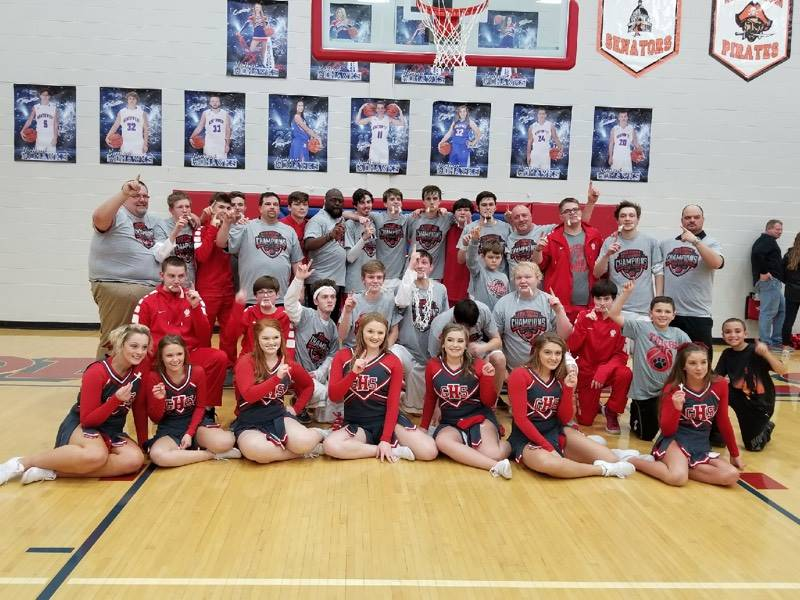 Varsity Boys Basketball (2017-2018)